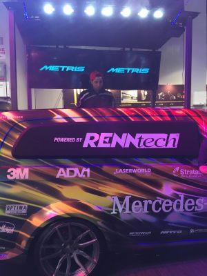 RENNtech_DJ-Van_SEMA_Booth_03