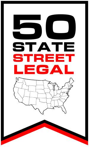 50 State Logo Tag
